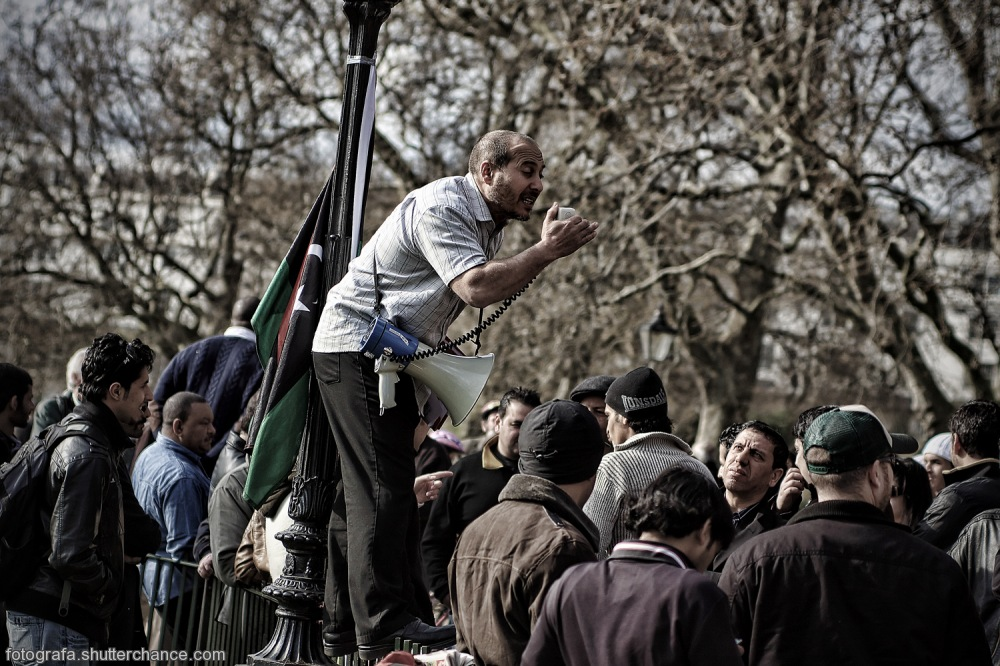 photoblog image Shout!! @ Speakers Corner
