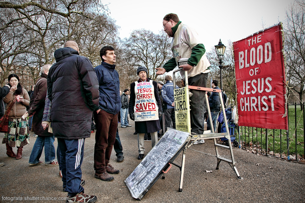 photoblog image Speakers Corner #10