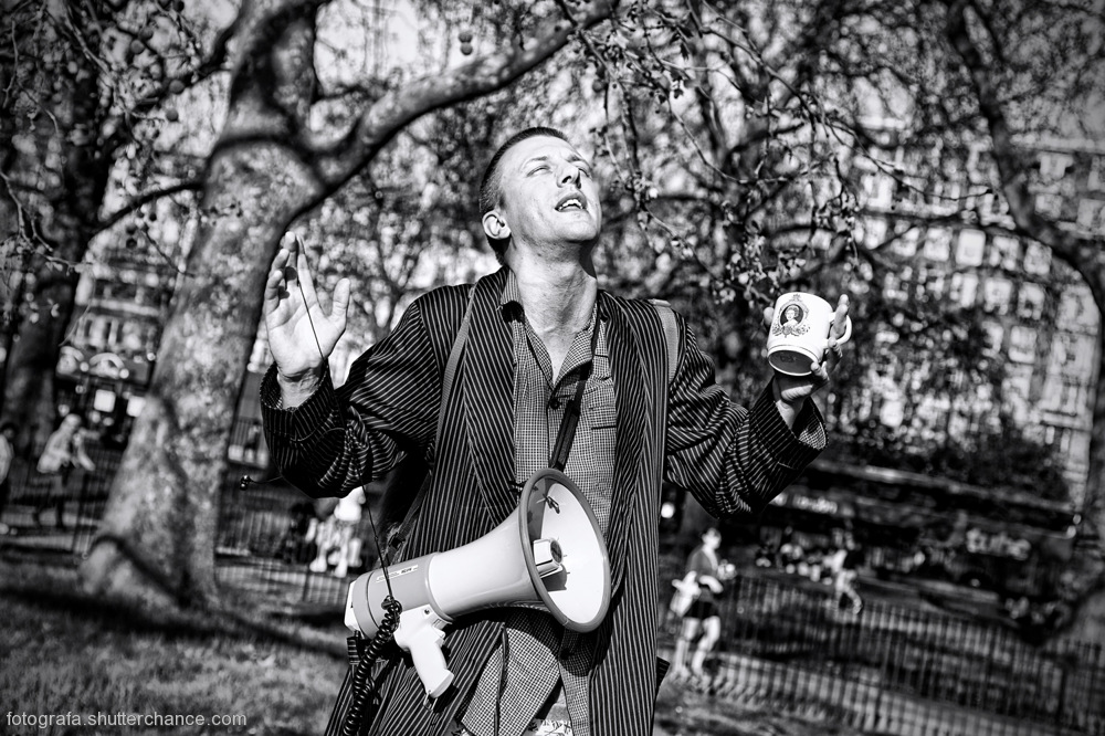 photoblog image Speakers Corner #13
