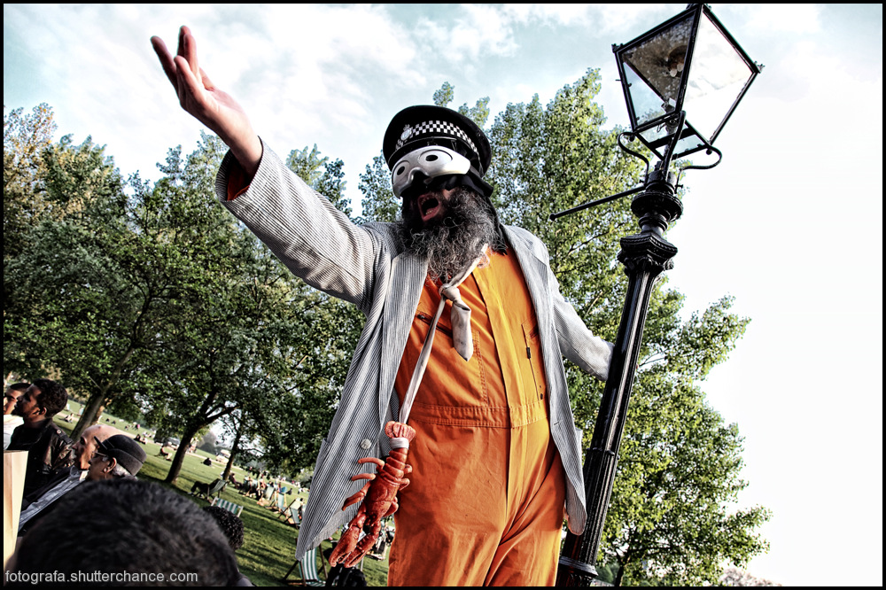 photoblog image Speakers Corner #16
