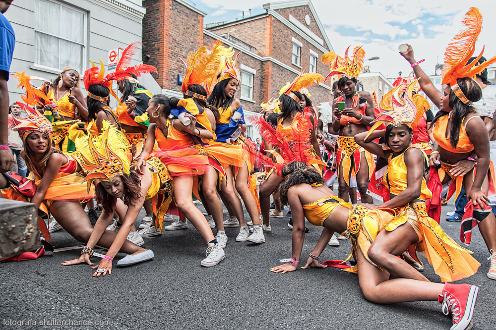 photoblog image Would U Like To Party Wit Us - Carnival 2012